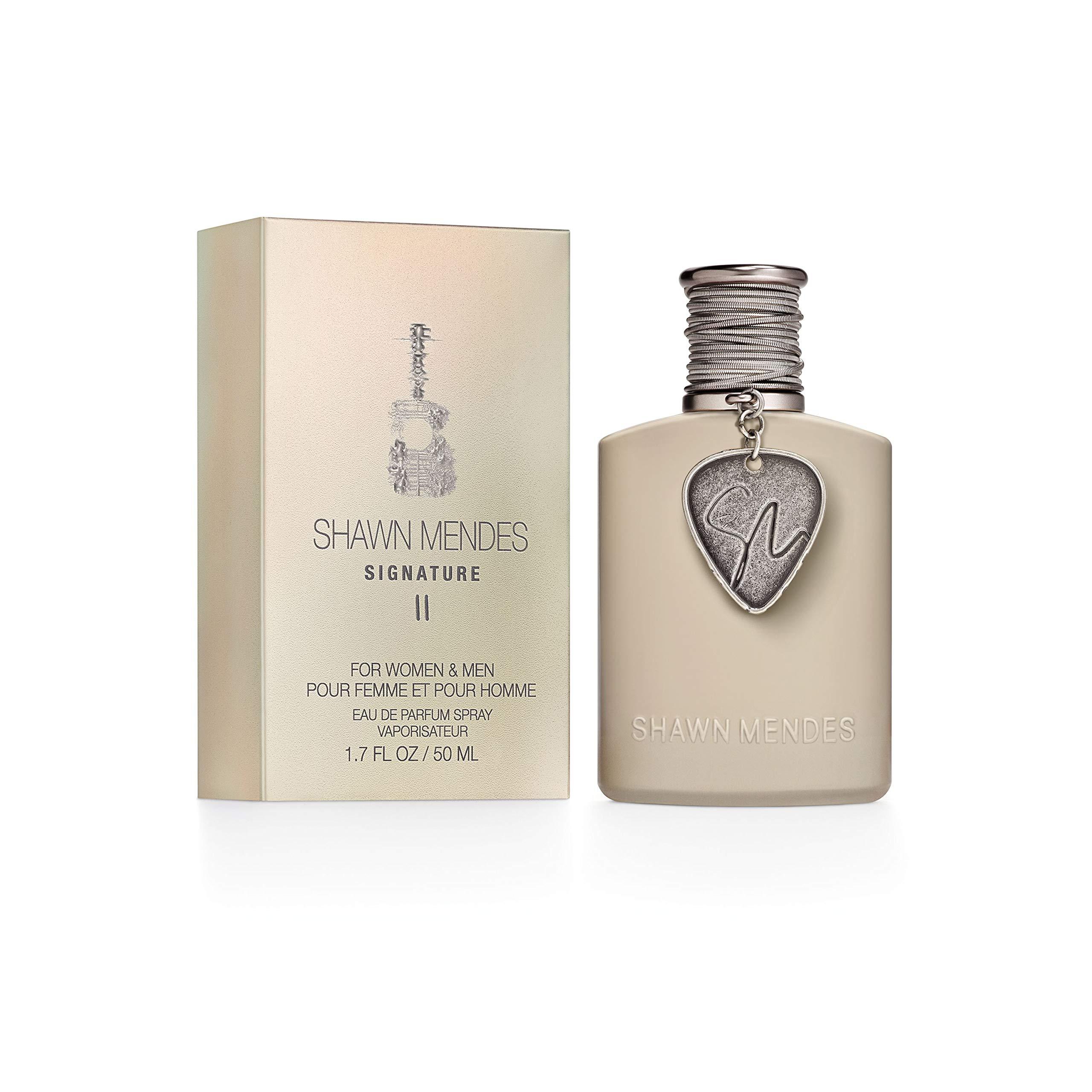 Shawn Mendes Signature II Eau De Parfum Spray For Women and Men, 50ml