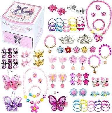 Princess emelia hair accessories childrens
