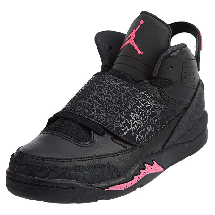 Jordan Son of GP Girls Basketball-Shoes 512243