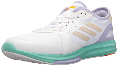 ff5b64473 Amazon.com | adidas Performance Women's Yvori Runner Cross-Trainer ...