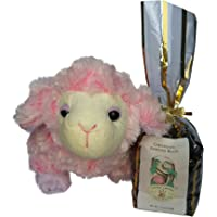 Easter Gift Coffee Lovers Chocolate Covered Coffee Beans with Easter Bunny or Lamb (Espresso Beans)