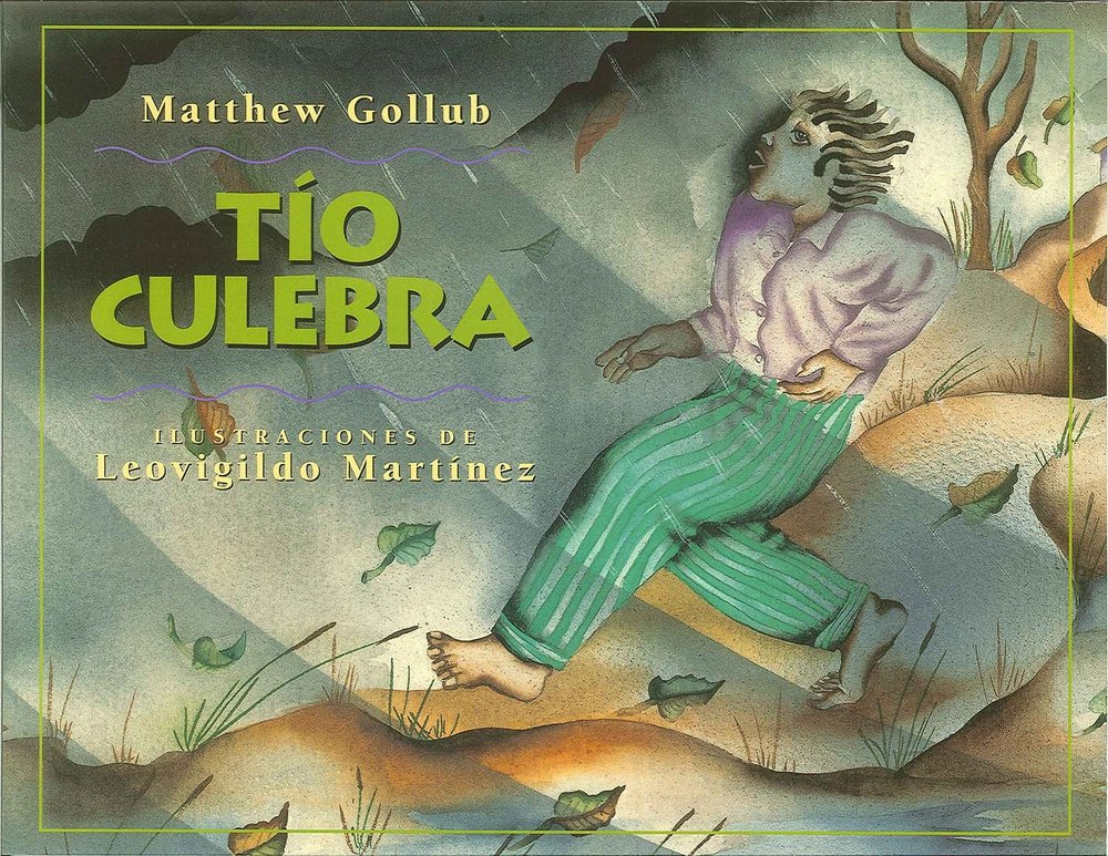 Tío Culebra (Spanish Edition)