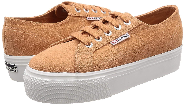 Q3839 2790 Eu Peach Tropical 5 Superga Damen Suew Sneakerpink oerxdBWQEC