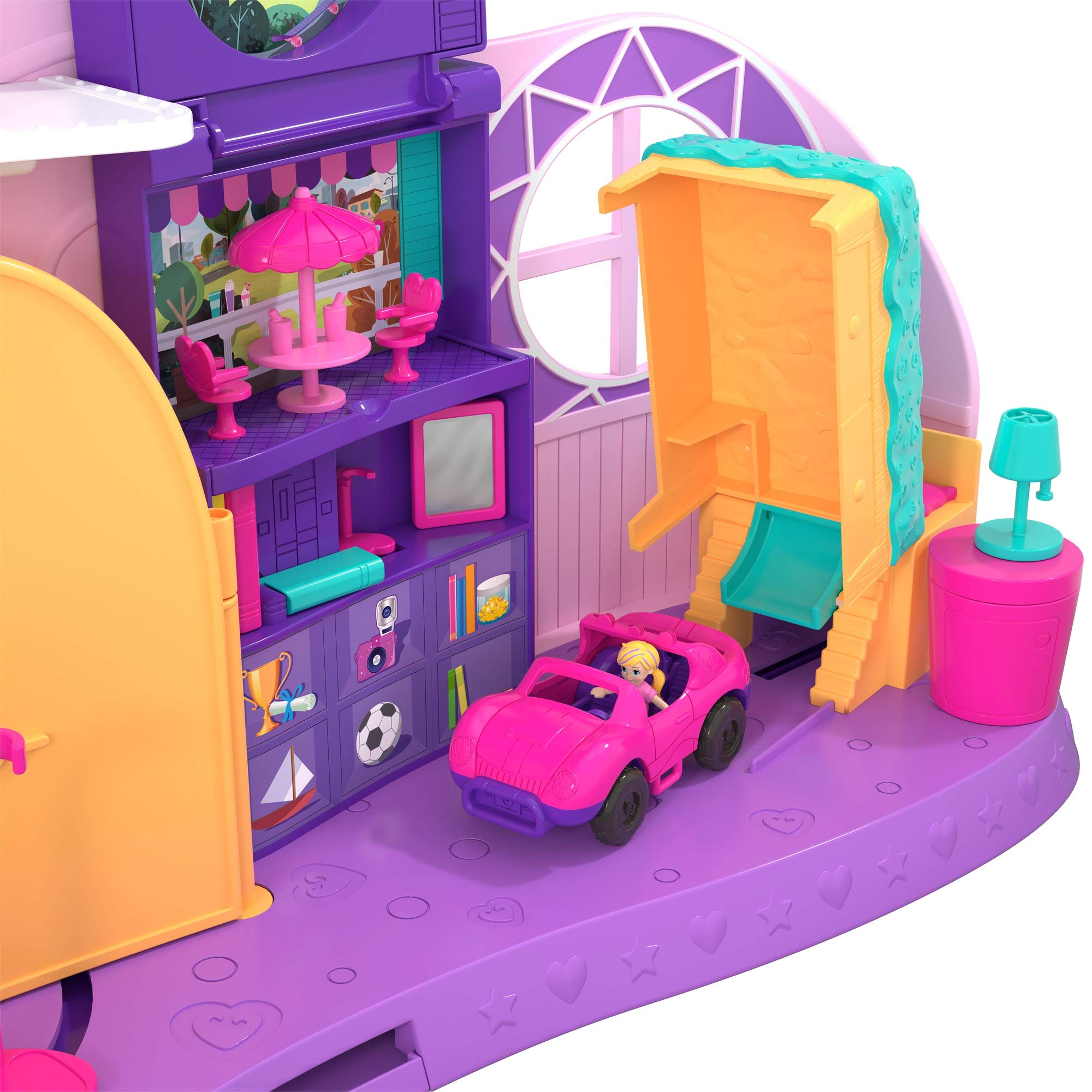 Polly Pocket Transformation Playset by Mattel (Image #7)