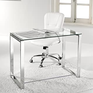 Due-Home 2454140031 - Mesa de Escritorio Office - Color - Metal ...