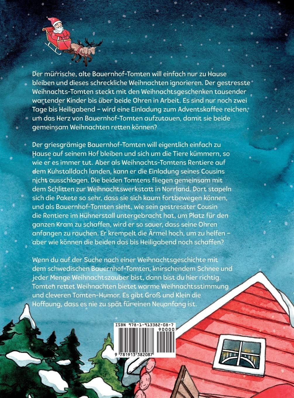 Tomten rettet Weihnachten: Eine schwedische