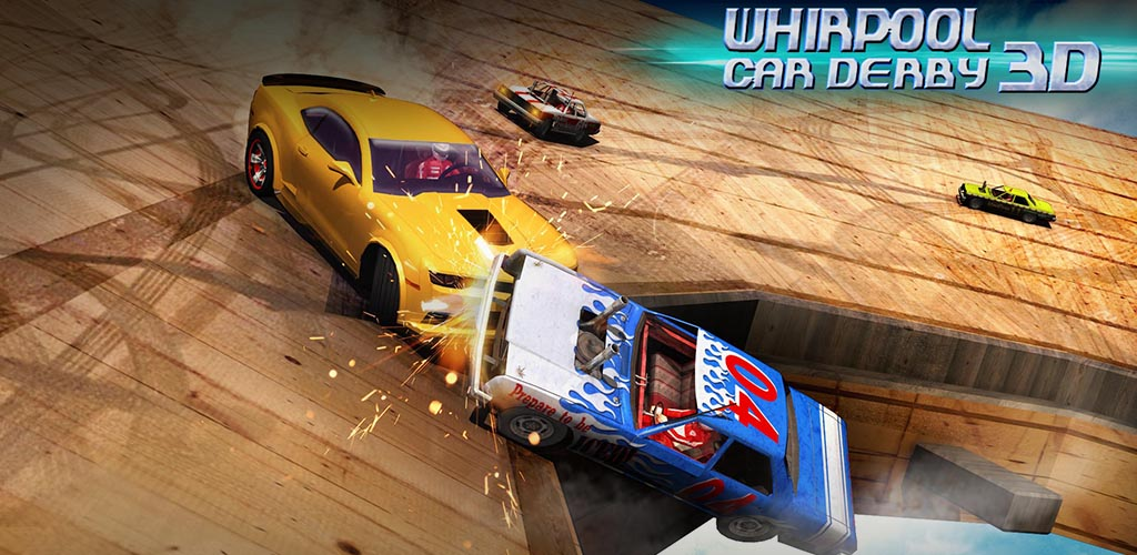 whirlpool car derby 3d appstore for android. Black Bedroom Furniture Sets. Home Design Ideas