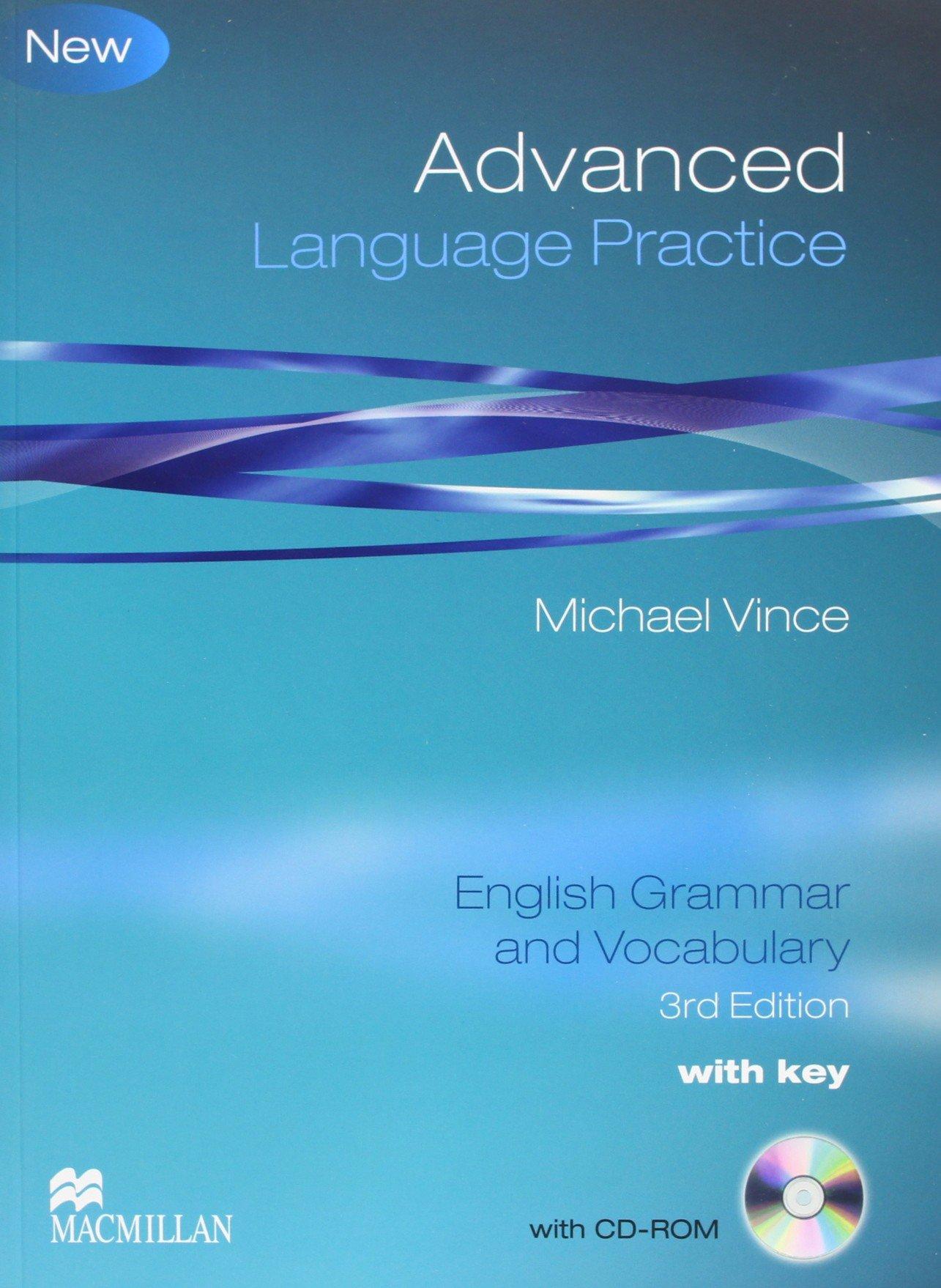 Advanced Language Practice. Student's Book with Key: Amazon.co.uk: Michael  Vince: 9783190228881: Books