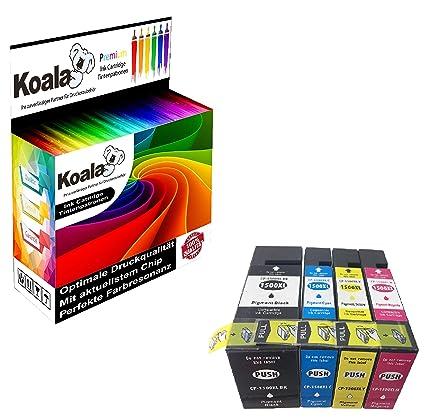 Koala - Cartuchos de Tinta compatibles con Canon PGI-1500XL PGI ...