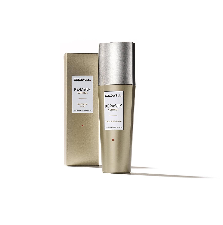 Goldwell Kerasilk Control Smoothing Fluid, 2.5 Ounce Mainspring America Inc. DBA Direct Cosmetics 4021609652045