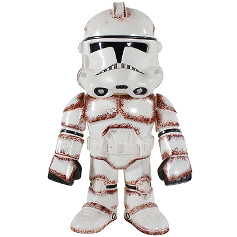 Star Wars - Rusty Storm Trooper Hikari Vinyl Figure (Limited Edition out of 250) by Hikari Vinyl