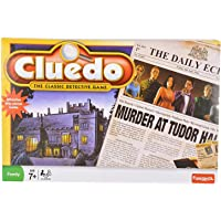 Funskool Cluedo,Multi-colour