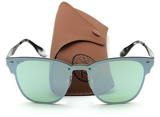 Ray-Ban RB3576N BLAZE CLUBMASTER Sunglasses 042 30, 41mm  Amazon.co ... 6f47bd2063