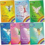 Rainbow Magic Jewel Fairies Collection - 7 Books