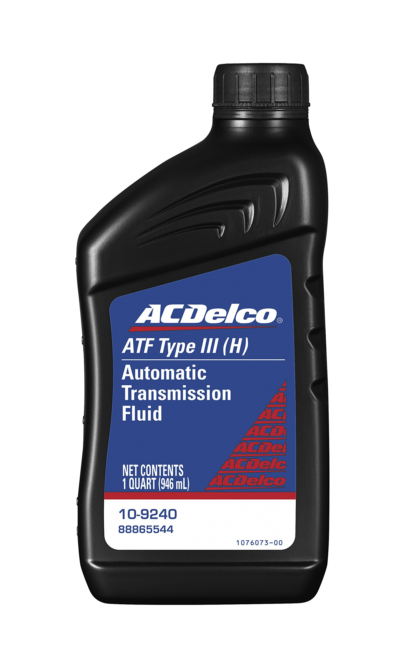 ACDelco 10-9240 Professional Type III (H) Automatic Transmission Fluid - 1 qt