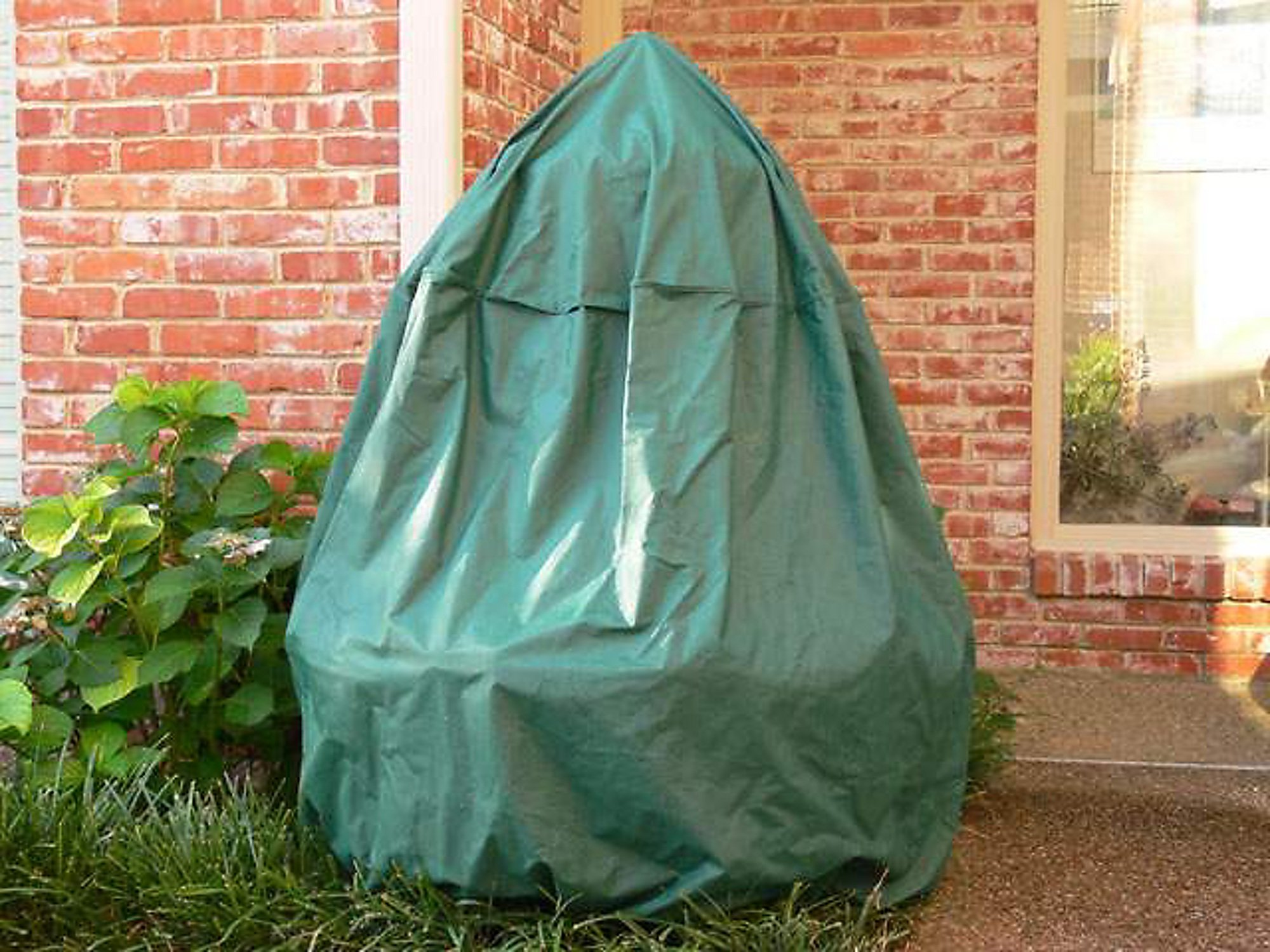 Covermates - Fountain Cover - 40DIAMETER x 50H - Classic Collection - 2 YR Warranty - Year Around Protection - Green