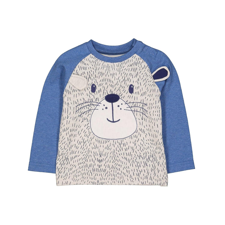 Mothercare Baby Boys' Longsleeve T-Shirt QA201