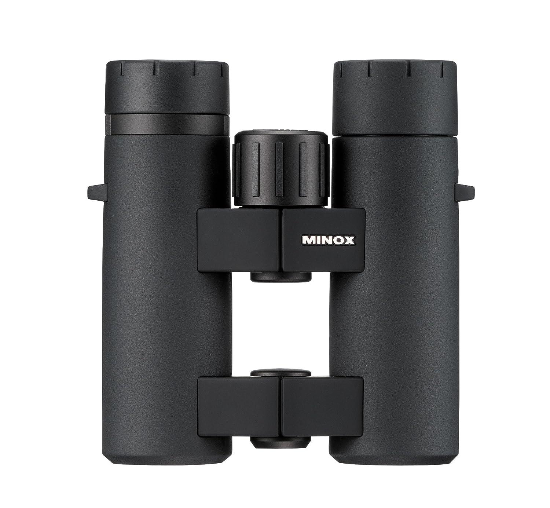 Minox快適ブリッジ62197 BL 8 x 33 BR mid-size防水双眼鏡(ブラック)   B002TV21WS