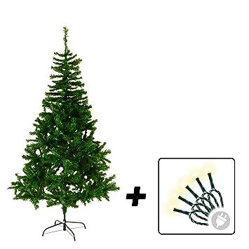 Tannenbaum Grün.Künstlicher Weihnachtsbaum Christbaum Tannenbaum Grün 180 Cm 673