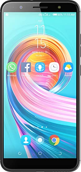 Tecno Camon iAir (5 65 inch Display) 2GB RAM + 16GB Memory (Black)