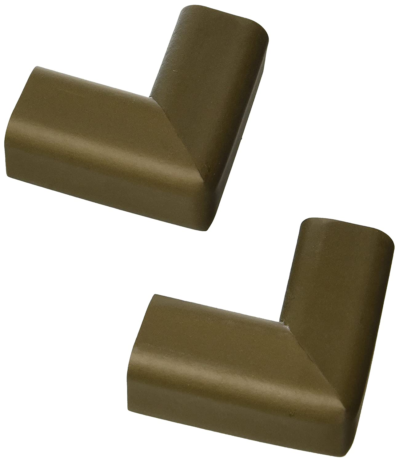 KidCo Foam Corner Protector, Brown, 4 Count Inc. S378
