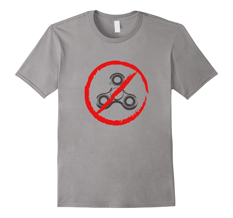 Anti Fidget Spinner T-Shirt-TH