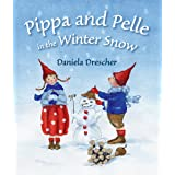 Pippa and Pelle in the Winter Snow