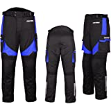 Profirst CE Approved All Weather Waterproof Armoured Motorbike Motorcycle Trouser Pant with Removable Lining