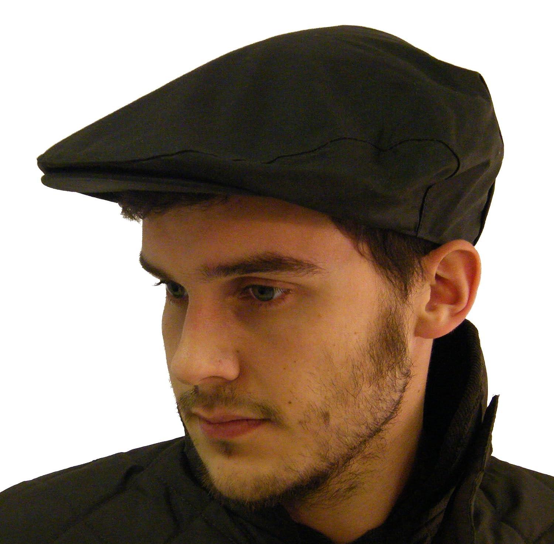 df4ce948d95 Campbell Cooper Wax Cotton Flat Cap hat Waterproof  Amazon.co.uk  Clothing