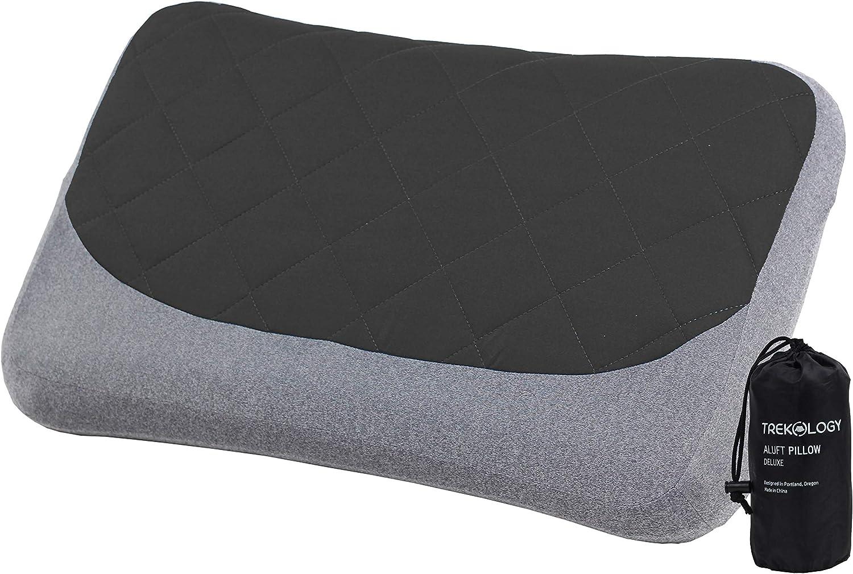 Inflatable Camping Travel Lumbar Pillow