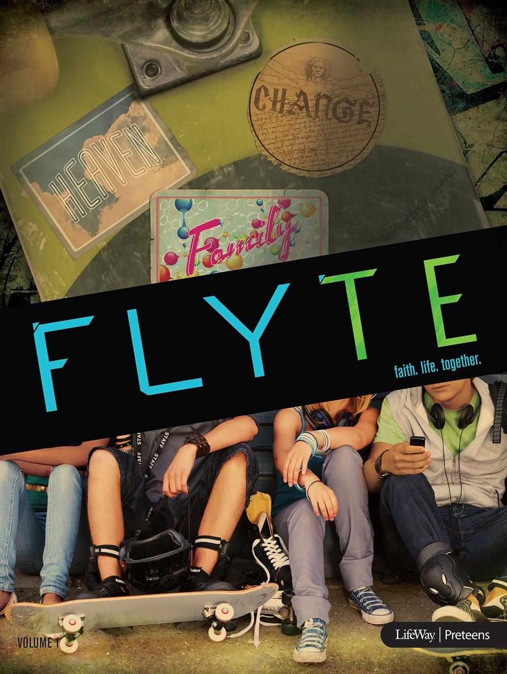 FLYTE: faith. life. together. Leader Kit - Volume 1