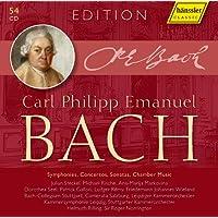Complete Carl Philipp Emanuel Bach
