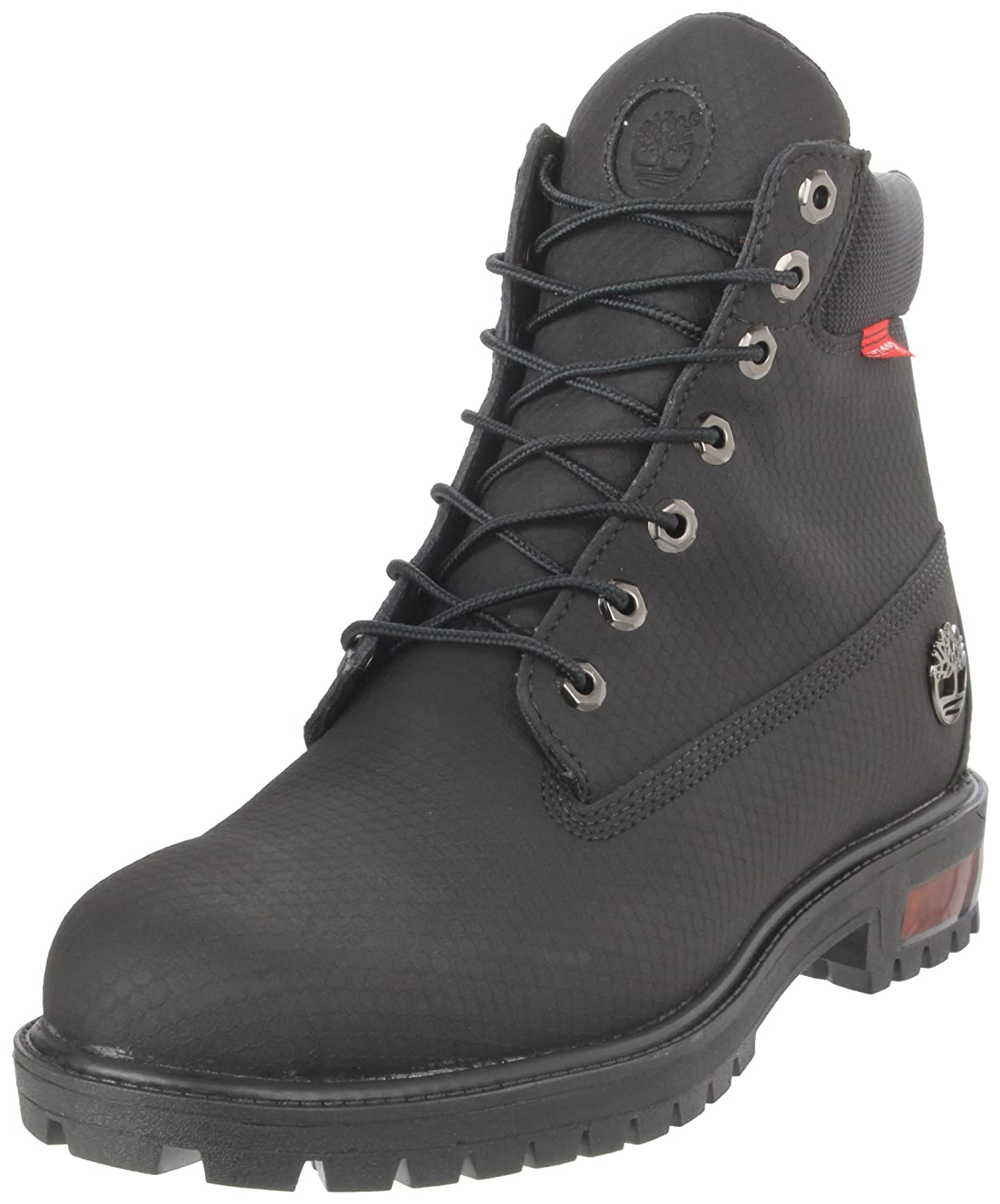 Timberland offers an assortment of footwear for men, women, and kids. Timberland makes rugged, durable, comfortable waterproof leather boots. Timberlands are premium and popular, bringing style, comfort, performance and eco-conscious elements to their leather waterproof shoes and boots.