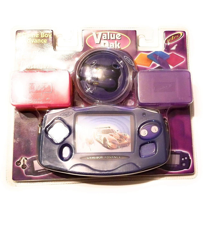 Game Boy Advance Value Pak Accessory Kit: Video Games