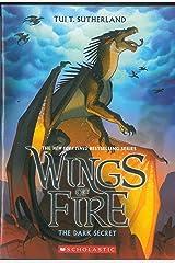 Wings of Fire #04: The Dark Secret Paperback