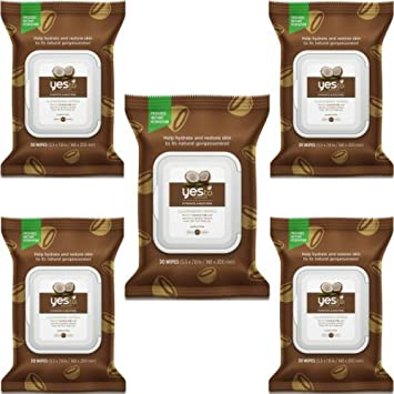 Yes To Coconut Hydrate & Restore Cleansing Facial Wipes, 30 Count Azelique, Age Refining Day Lotion, with Azelaic Acid, Hydrating and Cruelty-Free, No Parabens, No Sulfates, 1.7 fl. oz.(pack of 3)