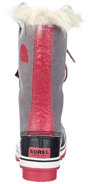 f08fed865d3 Sorel Girls  Youth Tofino Snow Boots Grigio (Grau (Light Grey. Black 060))  4  Amazon.co.uk  Shoes   Bags