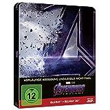 Avengers - Endgame (inkl. 2D, Steelbook) [3D Blu-ray]
