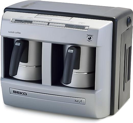 Beko Keyf BKK 2113 - Cafetera para mokka (de 1 a 4 tazas): Amazon ...
