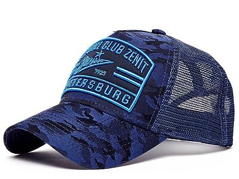 3e50864bc Amazon.com : Atributika & Club FC Zenit St. Petersburg Trucker Hat ...