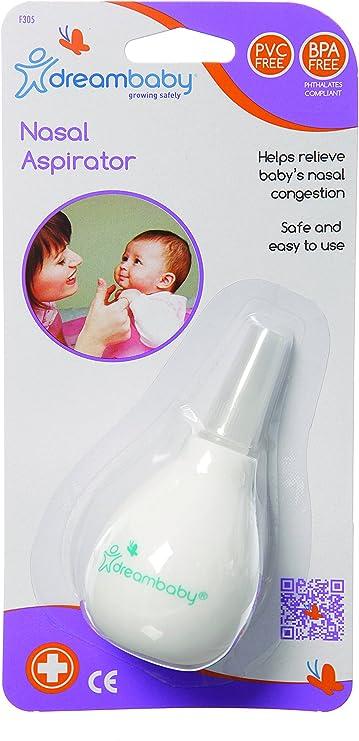 Dreambaby – Aspirador nasal: Amazon.es: Bebé