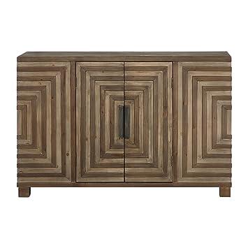 Amazon.com: MY SWANKY HOME Mid Century Modern Pieced Wood ...