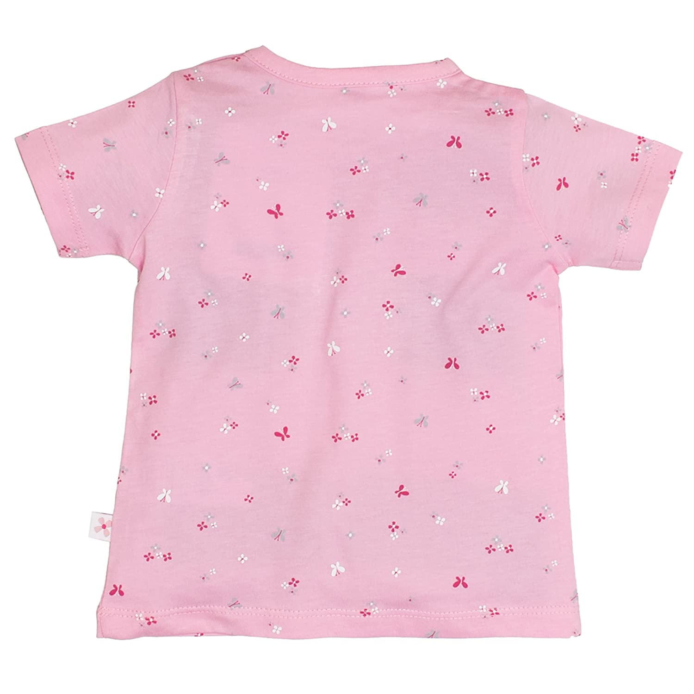 Camiseta para Beb/és Salt /& Pepper NB T-Shirt Gl/ück Uni K/äfer