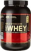 Optimum Nutrition Gold Standard 100% Whey Protein Powder, Double Rich Chocolate - 908 g