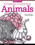 Creative Coloring Animals: Art Activity Pages to Relax and Enjoy!: 5506