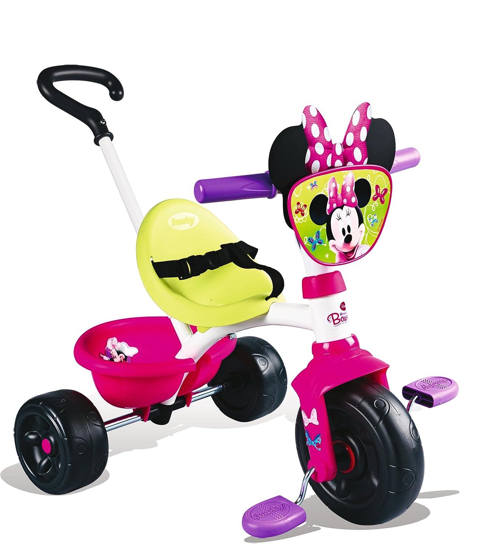 Amazon.com: Smoby 444243 – Minnie – Triciclo ser Move por ...