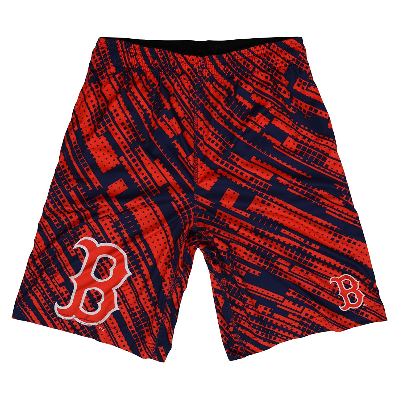 MLB Youth Boys 8-20 Printed Shorts 38P0B 02-Parent