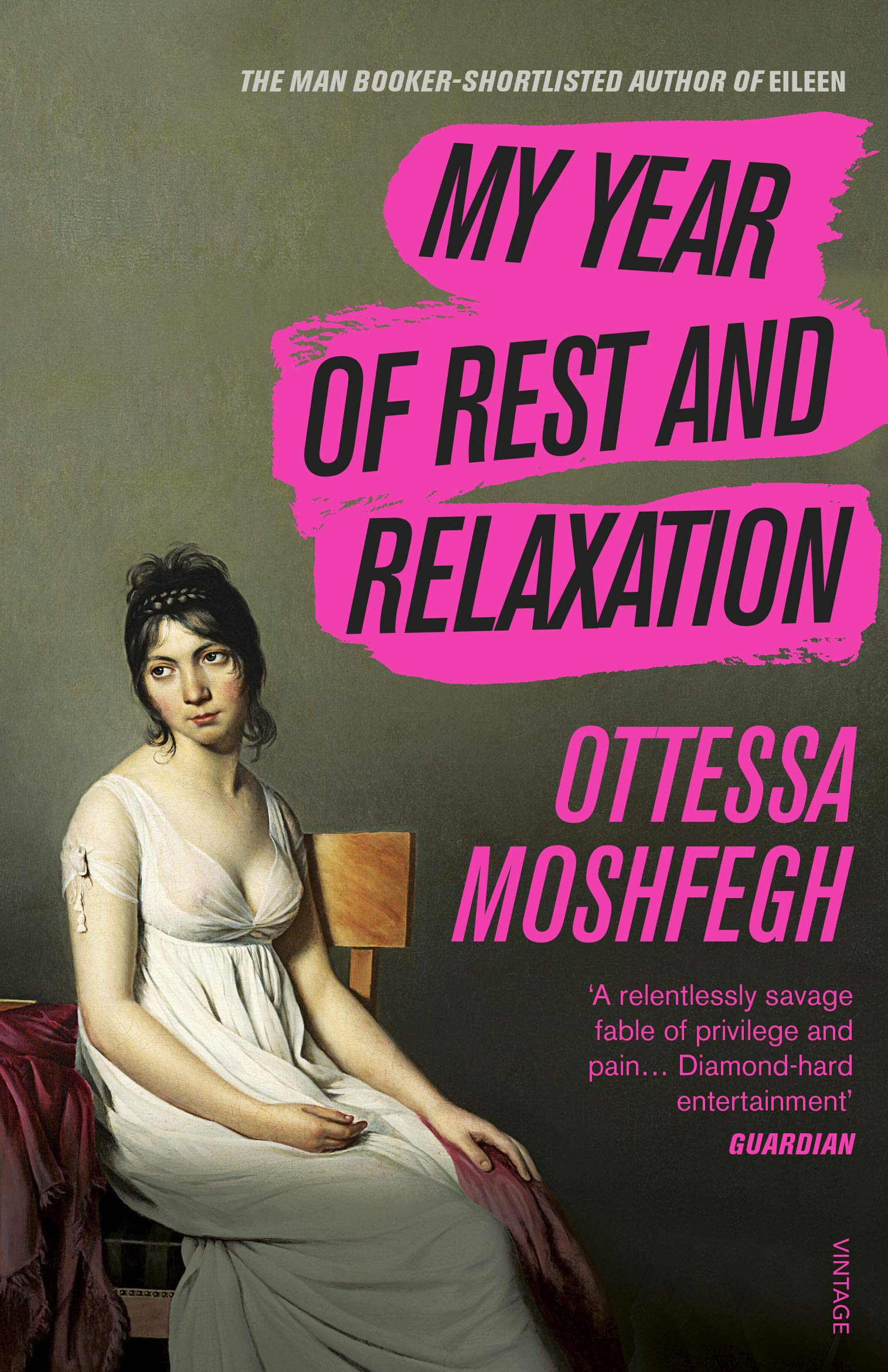 My Year Of Rest And Relaxation  English Edition