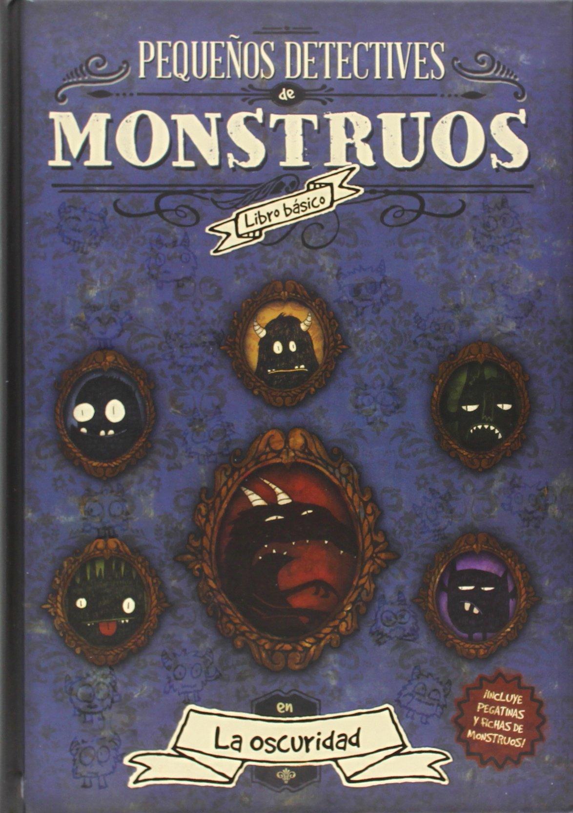 Pequenos Detectives De Monstruos Amazon Es Patricia De Blas Asenjo