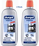 Durgol Express Multipurpose Decalcifier, Pack of 2